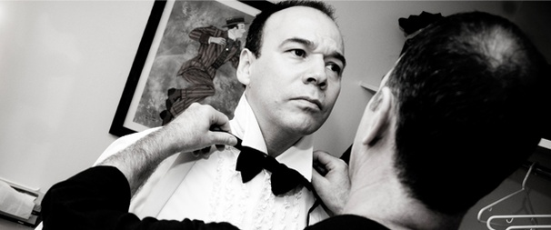 Spend a Day with Follies' Fabulous Song-and-Dance Man Danny Burstein!