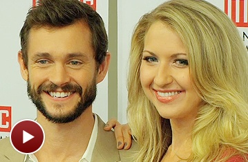 Nina Arianda and Hugh Dancy Spill Secrets About Their Sexy Broadway Pairing in Venus in Fur