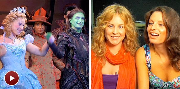 Welcome to Oz! Behind the Scenes with New Wicked Witches Jackie Burns & Chandra Lee Schwartz
