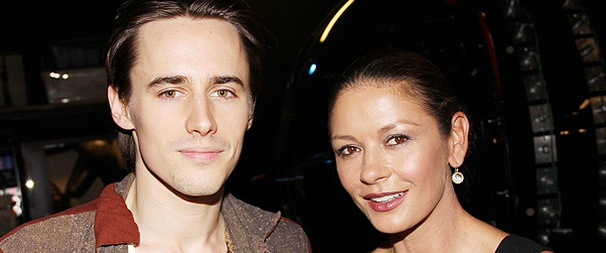 Tony Winner Catherine Zeta-Jones and Her Kids Have a Broadway Date at Spider-Man, Turn Off the Dark