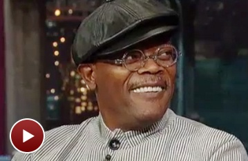 Samuel L. Jackson on The Mountaintop, Attending MLK Jr.'s Funeral and His Crack Addiction on Letterman