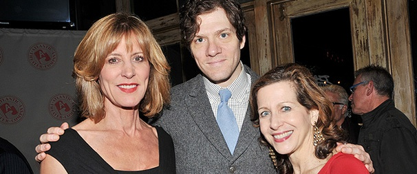 Christine Lahti, Reed Birney and More Toast the Opening Night of Dreams of Flying Dreams of Falling