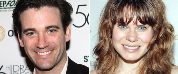Colin Donnell, Celia Keenan-Bolger & More to Headline Merrily We Roll Along at Encores!