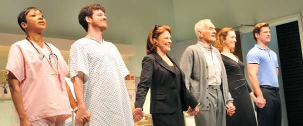Join the Opening Night Family Gathering of The Lyons, With Linda Lavin & Co.