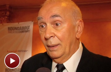 Frank Langella & Co-Stars Celebrate Man and Boy's Opening Night