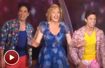 Watch the Cast of Priscilla Boogie to 'It's Raining Men' and 'I Will Survive' on The Rosie Show
