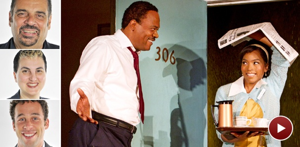 Were Our Word of Mouth Panelists Moved by Samuel L. Jackson and Angela Bassett in The Mountaintop?