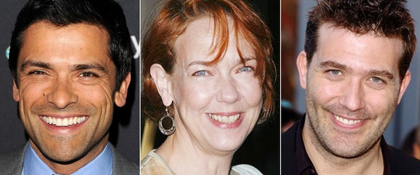 Mark Consuelos, Harriet Harris, Craig Bierko & Polly Draper Sign On For Standing on Ceremony: The Gay Marriage Plays