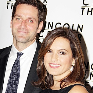 Emmy Winner Mariska Hargitay and War Horse Star Peter Hermann Adopt for a Second Time
