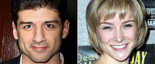 Tony Yazbeck, Jill Paice and More to Ring in the Holidays in Paper Mill's White Christmas