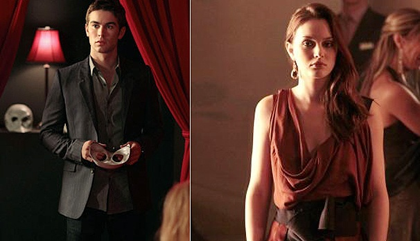 Spotted! Gossip Girl Films Special Masquerade Episode at Off-Broadway's Sleep No More