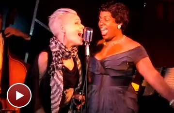 Watch Pink Bring Down the House With Summertime at Off-Broadways Sleep No More