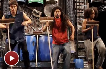 Make Some Noise! Meet the Cast of the Long-Running Off-Broadway Hit Stomp
