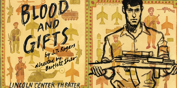 Spy Drama Blood and Gifts Begins Off-Broadway Performances at Lincoln Center Theater