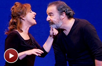 Watch 'Old Friends' Patti LuPone and Mandy Patinkin in Video Footage of Their Broadway Evening