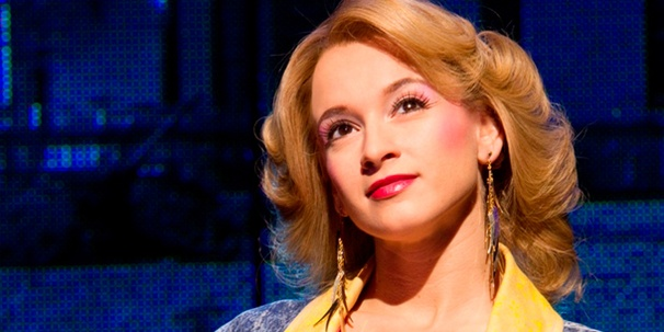Emily Padgett Headed Back to Broadway in Rock of Ages