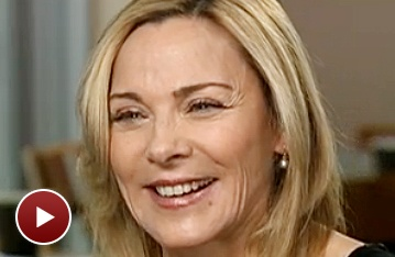 Private Lives Star Kim Cattrall Opens Up About Single Life, Sex and the City and More on CBS Sunday Morning