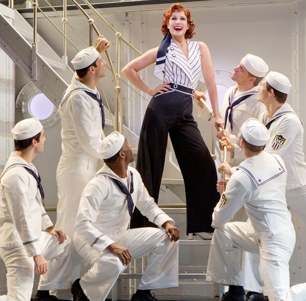She's the Top! Stephanie J. Block Steps Aboard Anything Goes as Reno Sweeney