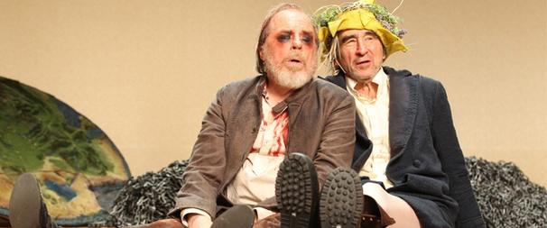 See Sam Waterston Get Regal in a First Look at King Lear