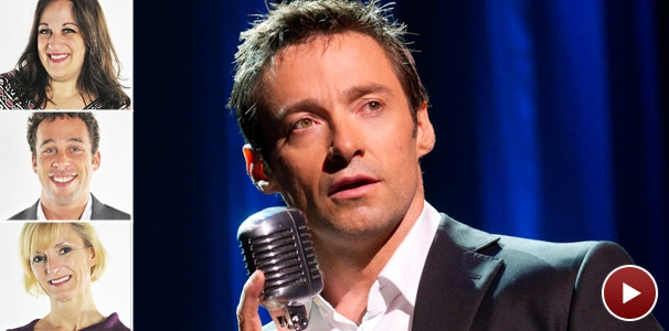 Were Word of Mouth Reviewers Smitten by Hugh Jackman, Back on Broadway?