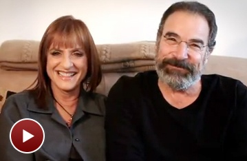 See the Stars of An Evening with Patti LuPone and Mandy Patinkin Share the Secrets of Their Stage Magic 