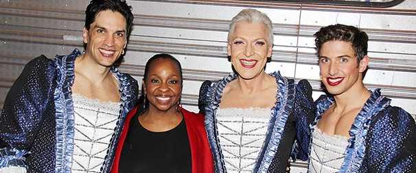 Gladys Knight Takes in the Disco Beats of Priscilla Queen of the Desert