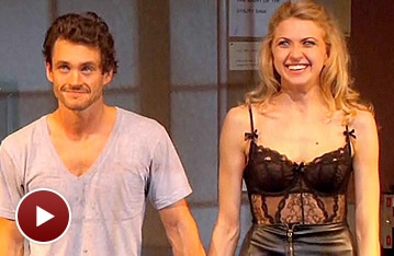Nina Arianda, Hugh Dancy & Starry Guests Share the Warmth of Opening Night at Venus in Fur