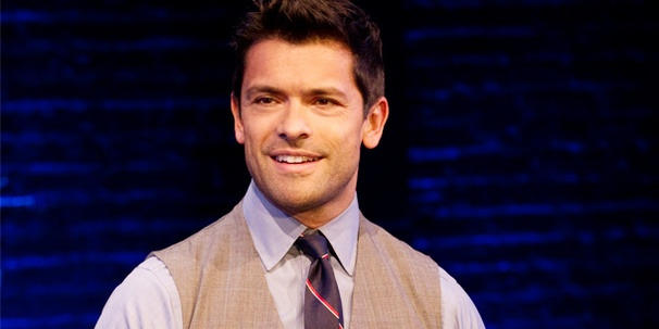 Standing on Ceremony's Mark Consuelos on Gay Marriage, Officiating at Weddings & Life With Kelly Ripa 