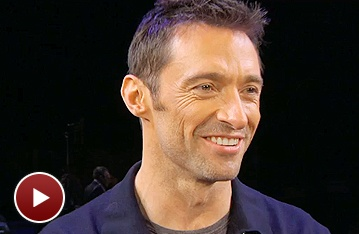Join Hugh Jackman On Stage at Opening Night of Hugh Jackman, Back on Broadway