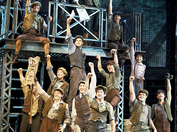 Extra! Extra! Newsies Heading to Broadway for Limited Engagement