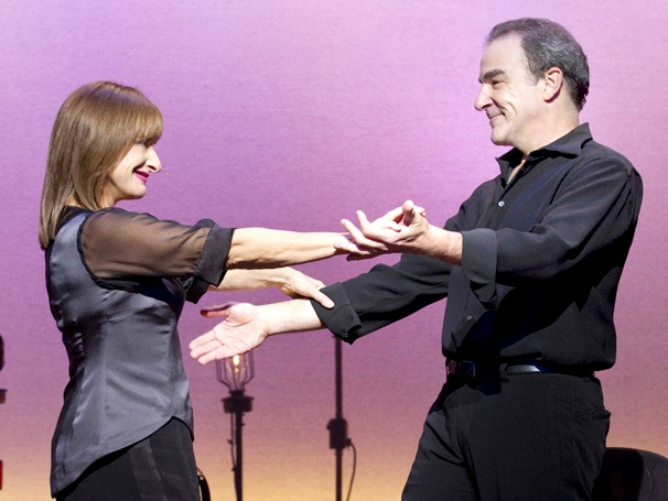 Double the Fun! The Stars of An Evening With Patti LuPone and Mandy Patinkin Are Taking Your Questions