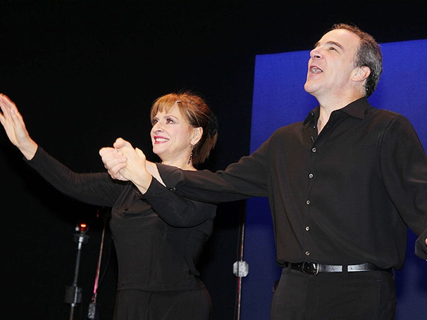 Patti LuPone and Mandy Patinkin Savor an Enchanted Evening on Opening Night