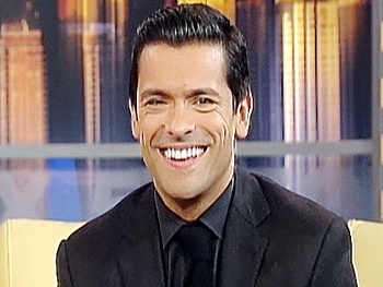 Mark Consuelos Talks Smooching Standing on Ceremony Co-Star Craig Bierko on Good Day