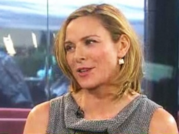 Kim Cattrall Shows Off Her Private Lives Battle Bruises on Today