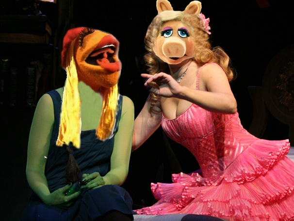 Weekend Poll Top Three: Fans Want to See the Muppets Take on Wicked Witches, Mormons and More