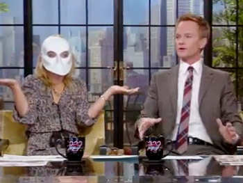 Neil Patrick Harris Gushes About His (Very) Brief Stint in Sleep No More on Live With Kelly