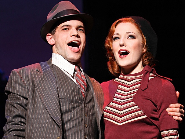 A Bang-Up First Look at Laura Osnes and Jeremy Jordan in Bonnie & Clyde