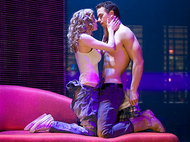 Caissie Levy and Richard Fleeshman Will Headline Ghost on Broadway