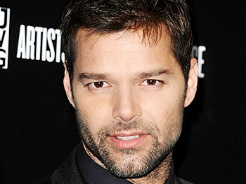 Evita Star Ricky Martin May Shake His Bon-Bon on Glee