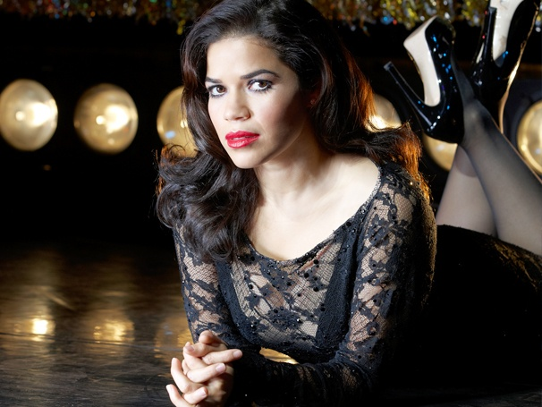 America Ferrera on Showing Off Her Sexy Side as Roxie in the West End's Chicago
