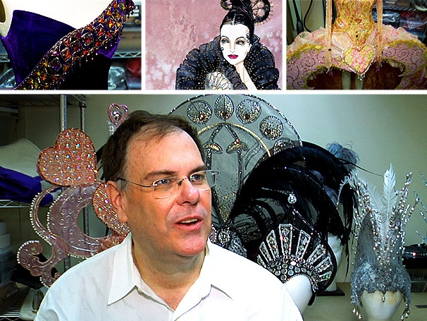 Designing Broadway: Costume Designer Gregg Barnes on the Ghostly Glamour of Follies