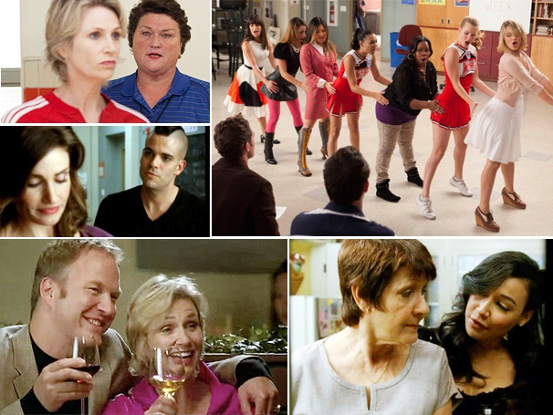 Glee Poll: What's the Most Shocking Revelation from Glee's 'I Kissed a Girl' Episode?
