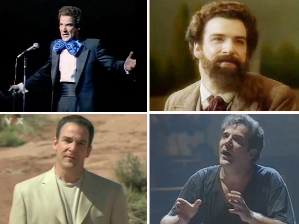 Happy Birthday, Mandy Patinkin! Five Fabulous Musical Moments from the Broadway Star