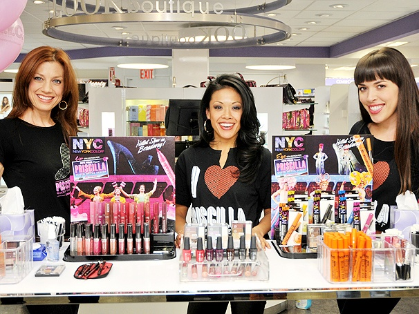 Girls Just Want to Have Fun! The Ladies of Priscilla Introduce New Makeup Line