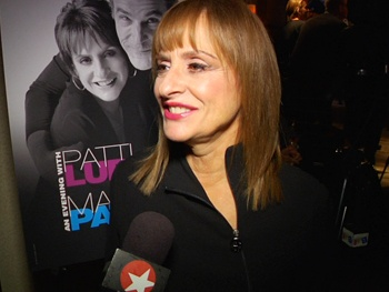 Good Evening! Patti LuPone and Mandy Patinkin Share Their Joy on Opening Night