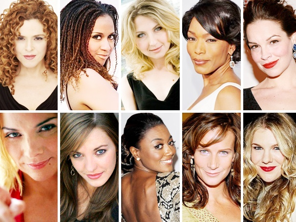 Weekend Poll: Who Is Broadway's 2011 Sexiest Woman Alive?