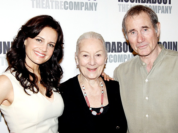 Rosemary Harris, Jim Dale and Carla Gugino Prepare to Embark on The Road to Mecca