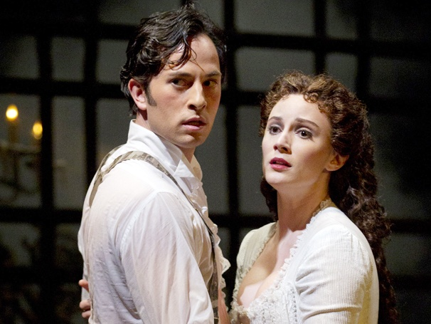 The Music of the Night Continues! First Look at Phantom's New Romantic Trio