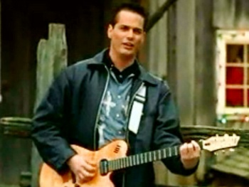 Broadway Holiday Flashback! Private Lives' Paul Gross Goes Country With 'Santa Drives a Pick Up'