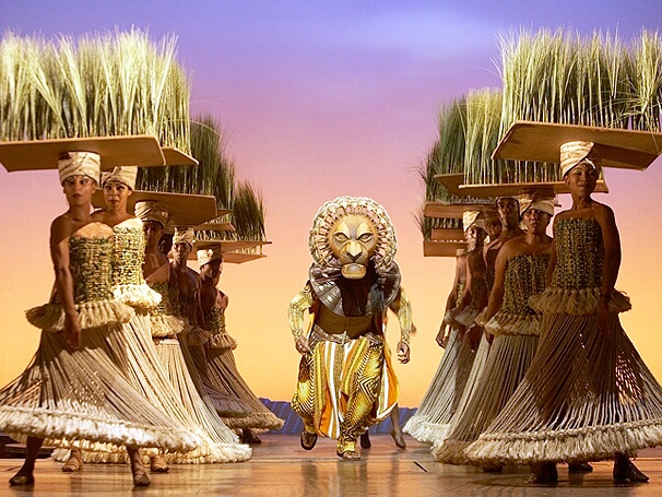Disney's The Lion King Becomes Broadway's Sixth Longest-Running Show